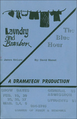 Laundry and Bourbon (1988)