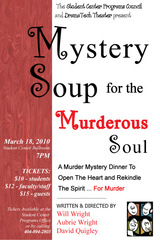 Mystery Soup for the Murderous Soul (2010)