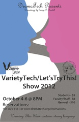 VarietyTech/Let's Try This! (2012)